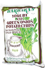 Barbara's Yogurt and Green Onion Potato Chips