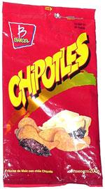 Barcel Chipotles