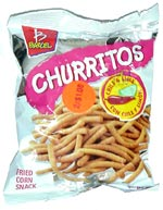 Barcel Churritos Chile & Lime Fried Corn Snack