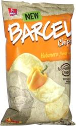 Barcel Chips Habanero Flavor Burst