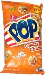 Barcel Pop Crunchy Caramel