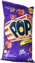 Barcel Pop Fuego