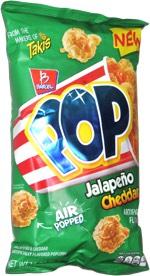 Barcel Pop Jalapeño Cheddar