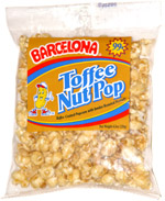 Barcelona Toffee Nut Pop