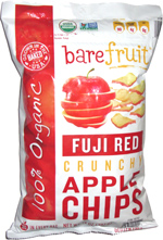 Bare Fruit Fuji Red Crunchy Apple Chips