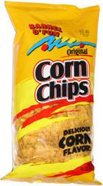 Barrel o' Fun Original Corn Chips