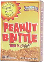 Baywood Farm Peanut Brittle