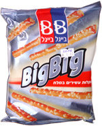 BigBig Pretzel Sticks