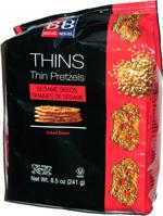 Beigel & Beigel Thins Sesame Seeds