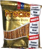 Beigel & Beigel Pretzels Mega Sesame Sticks
