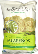 The Better Chip Jalapeño Corn Chips