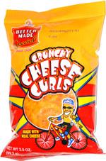 Better Made Crunchy Cheese Curls