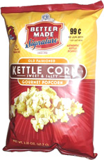 Better Made Old Fashioned Kettle Corn Gourmet Popcorn