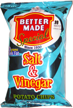 Better Made Salt & Vinegar Potato Chips