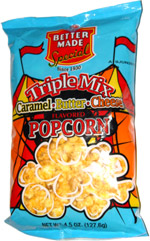 Better Made Triple Mix Popcorn
