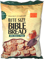 Bible Bread with Onion & Poppy