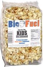 BioFuel Just For The Kids Non-Caffeinated Popcorn