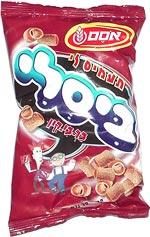Bissli BBQ Flavoured Snack