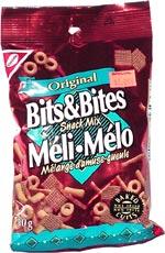 Bits & Bites Snack Mix (Méli-Mélo Mélange d'amuse-gueule)