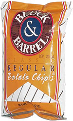 Block & Barrel Classic Regular Potato Chips
