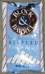 Block & Barrel Classic Rippled Potato Chips