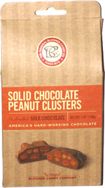 Solid Chocolate Peanut Clusters