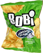 Bobi Chips Slani Salted Potato Crisps