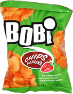 Bobi Chips Paprika