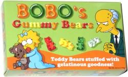 Bobo's Gummy Bears