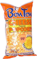 Bon Ton Cheese Flavored Popcorn