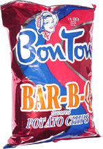 Bon Ton Bar-B-Q Potato Chips