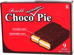 Bonoble Choco Marshmallow Pie