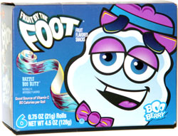 Boo Berry Fruit By the Foot Razzle Boo Blitz