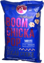 Boom Chicka Pop Holidrizzle Frosted Sugar Cookie Flavored Kettle Corn