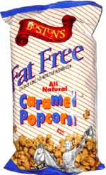 Boston's Fat Free Caramel Popcorn