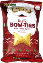 Pasta Bow Ties Meatball Parm