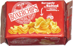 Boxerchips Savagely Salted