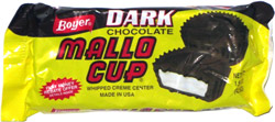 Boyer Dark Chocolate Mallo Cup