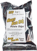 Boyer's Honey Bar B Q Potato Chips