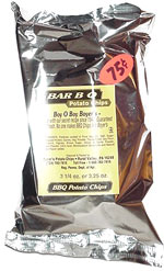 Boyer's Bar B Q Potato Chips