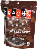 Brach's Sea Salt Chocolate Candy Corn