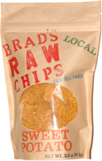 Brad's Raw Chips Sweet Potato