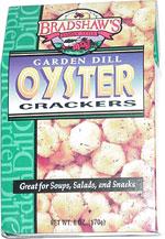 Bradshaw's Garden Dill Oyster Crackers