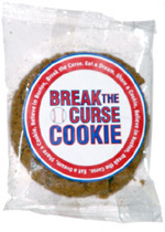 Break the Curse Cookie