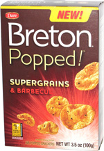 Breton Popped! Supergrains & Barbecue