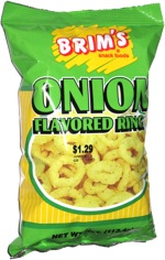 Brim's Onion Flavored Rings