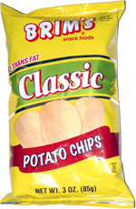 Brim's Classic Potato Chips