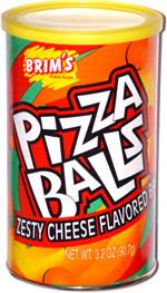 Brim's Pizza Balls