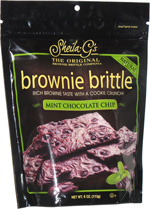 Sheila G's Brownie Brittle Mint Chocolate Chip
