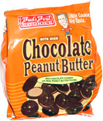 Bud's Best Cookies Chocolate Peanut Butter
